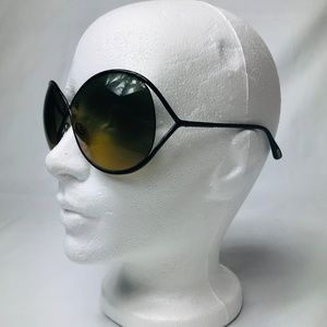 Tom Ford Cross Front Oversized Sunglasses #11